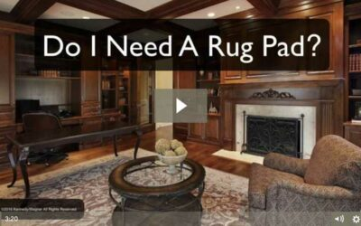 Do I Need A Rug Pad
